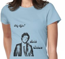 My Type? Seth Cohen Womens Fitted T-Shirt