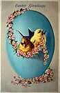 Easter Greetings by Susan S. Kline