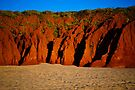 Red Cliffs by Jan Fijolek
