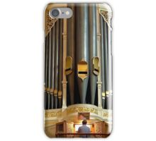Sydney Town Hall pipe organ iPhone Case/Skin