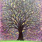 trippy tree by Shelly Cimoli