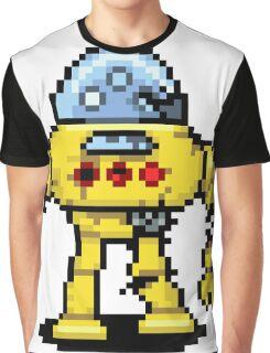 RoboPix Graphic T-Shirt