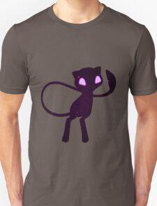 pokemon mew space anime manga shirt T-Shirt