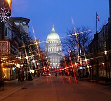 A Capital City...Madison, Wisconsin by wiscbackroadz