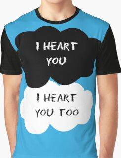 I Heart You Graphic T-Shirt