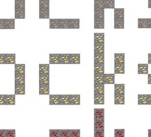 Minecraft Blocks& Sticker