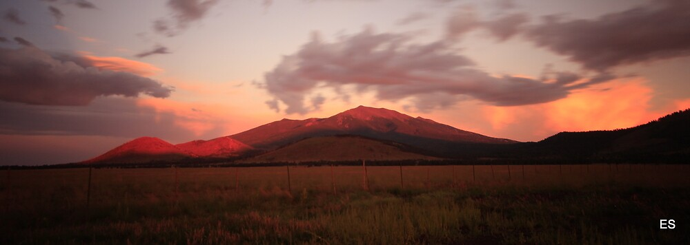 Humphreys Peak by EmanuelAZ