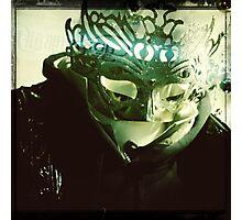 This masquerade Photographic Print