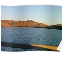 Eildon Lake Vic Australia  Poster
