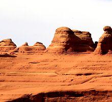 Delicate Arch, Utah by EmanuelAZ