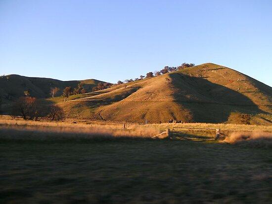 Eildon Lake - Bonnie Doon Hills Vic Australia 2 by adgray