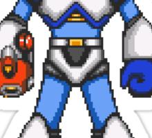 Mega Man Sticker