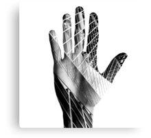 Hand 001 Canvas Print