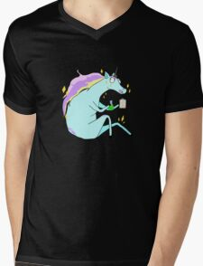 Majestic Scientist  Mens V-Neck T-Shirt