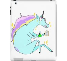 Majestic Scientist  iPad Case/Skin