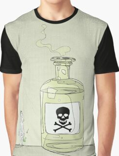Mr Toxic Graphic T-Shirt