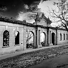 Old Beechworth Hospital, North East Victoria by Jenny Enever