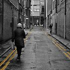 Double Yellow, Warwick Street, Manchester by Nick Coates