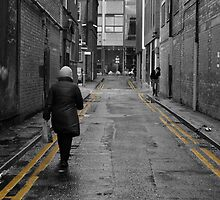 Double Yellow, Warwick Street, Manchester by Nicholas Coates