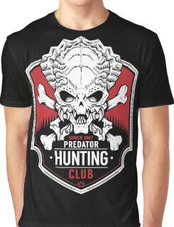 Predator Hunting Club Graphic T-Shirt