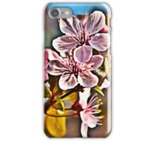 Caught On The Wind's Lazy Tide iPhone Case iPhone Case/Skin
