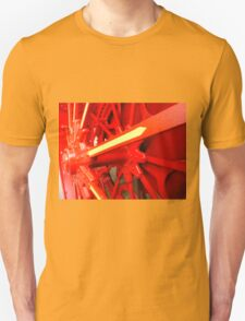 Red Gears On The Avery T-Shirt