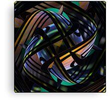 Ribbon Cutter Canvas Print