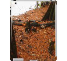 Fallen Cypress Leaves iPad Case/Skin