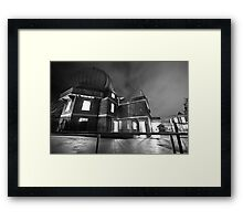 The Royal Observatory Framed Print