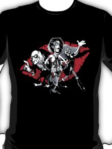 Rocky Horror - Frank, RiffRaff and Magenta T-Shirt