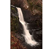 Pecca Force, Ingleton Photographic Print