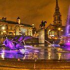 Trafalgar Square by hannahbraid