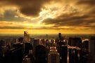 Morning Manhattan by Svetlana Sewell