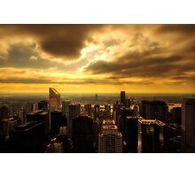 Morning Manhattan Photographic Print