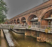 Deansgate Locks by hannahbraid