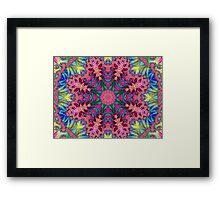 Starflower Framed Print