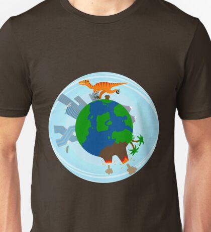 Velocity-raptor Unisex T-Shirt