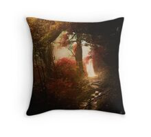 The Elder Forest | Tolkien Inspired Artwork Throw Pillow