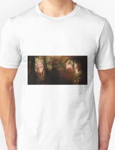 The Elder Forest   Tolkien Inspired Artwork Unisex T-Shirt