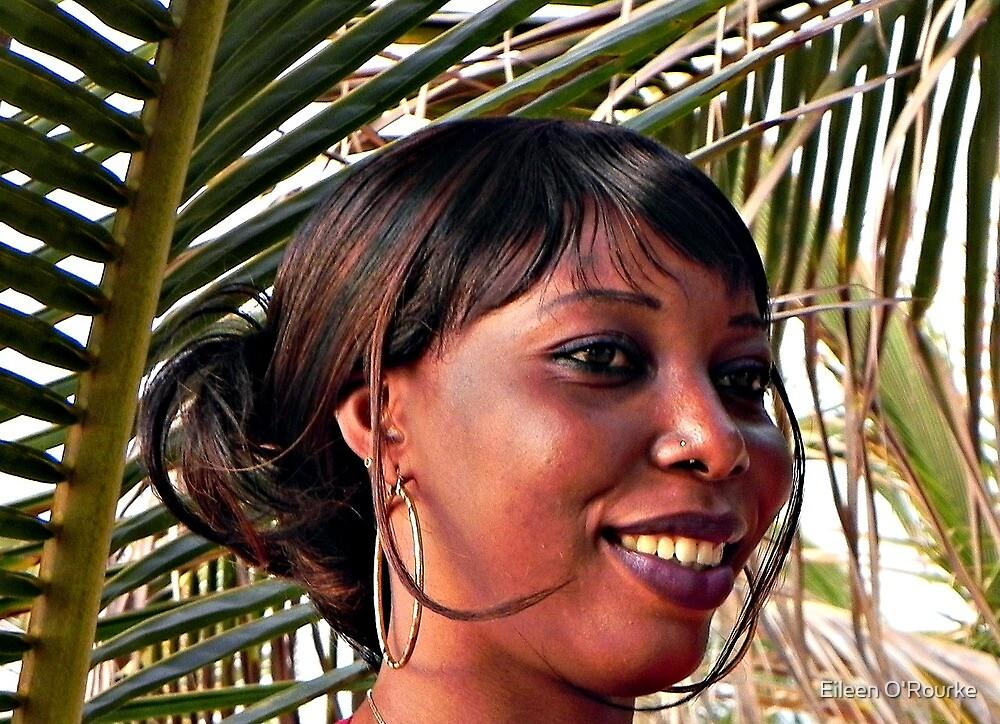 Mandinka Woman by Eileen O'Rourke