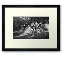 Raybreak Framed Print