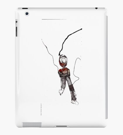 Tech Junk Puppet  Armour  iPad Case/Skin