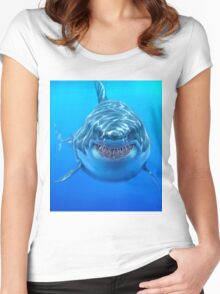 Great White Women's Fitted Scoop T-Shirt
