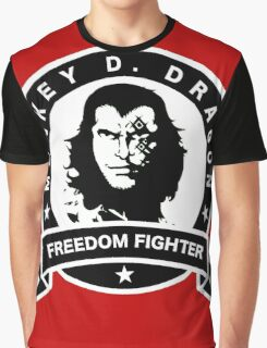 Monkey D. Dragon X Che Graphic T-Shirt