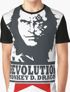 Monkey D. Dragon X Che 2.0 Graphic T-Shirt