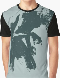 Ghoul Graphic T-Shirt