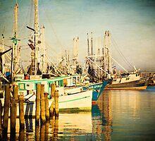 Evening Harbor by Jonicool