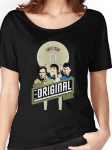 Star Trek TOS Trio Women's Relaxed Fit T-Shirt