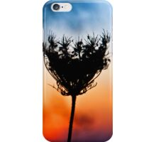 Sunset Weed iPhone Case iPhone Case/Skin