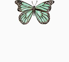 Mint Butterfly Unisex T-Shirt